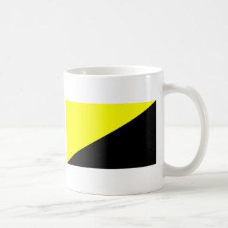 Anarcho-Capitalist Flag Mugs