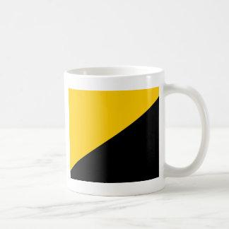 Anarcho Capitalist Flag Coffee Mug