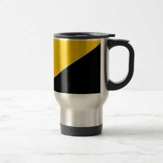 Anarcho Capitalist Flag Travel Mug