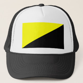 Anarcho-Capitalist Flag Trucker Hat