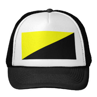 Anarcho-Capitalist Flag Trucker Hat