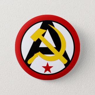 Anarcho-communist logo button