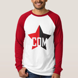 Anarcho-Communist Star T-Shirt