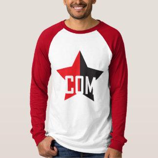 Anarcho-Communist Star T-Shirt