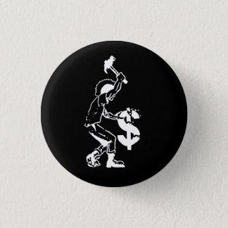 Anarcho-punk Button