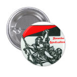anarcho-syndicalism 1 inch round button