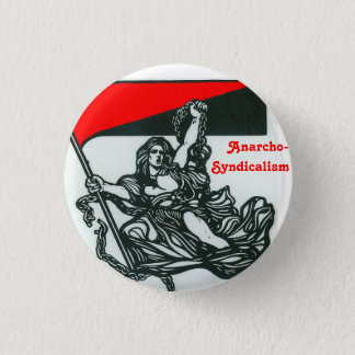 anarcho-syndicalism button
