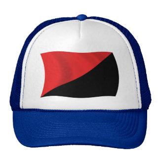 Anarcho-Syndicalism Flag Hat