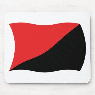 Anarcho-Syndicalism Flag Mousepad