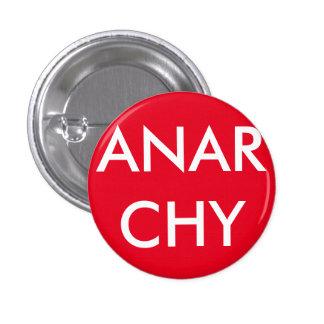 Anarchy 1 Inch Round Button