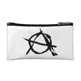 Anarchy A Small Versatile Pouch Cosmetic Bag