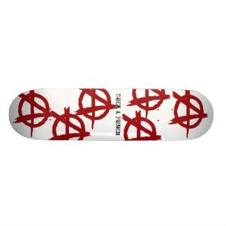 Anarchy, Anarchy, Anarchy... Custom Skate Board