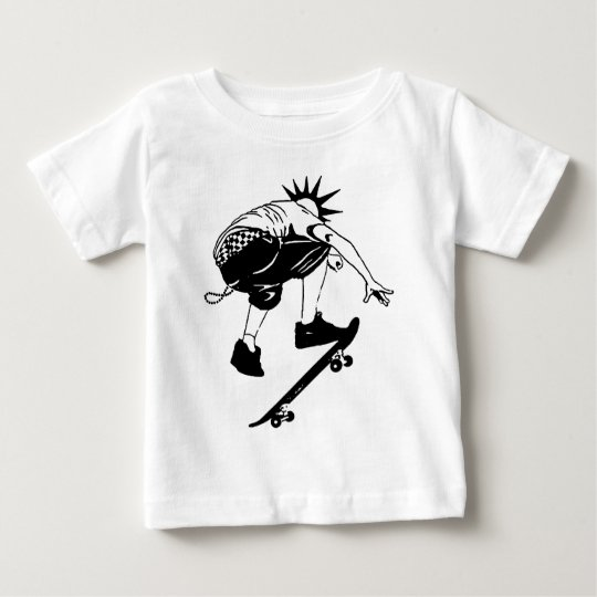 Anarchy Anti-police Anti-religion Baby T-Shirt