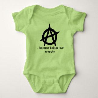 Anarchy Baby Bodysuit