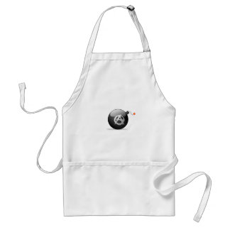Anarchy Bomb Adult Apron