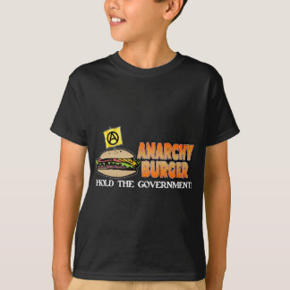 anarchy burger T-Shirt