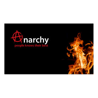 Anarchy Business Card