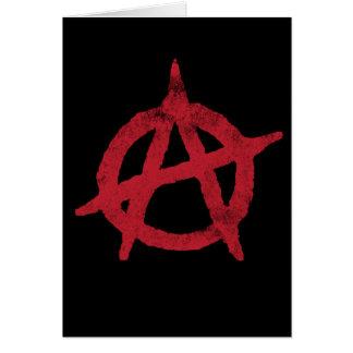 Anarchy Circle A Card