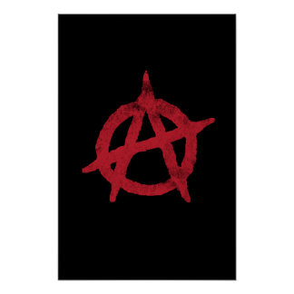 Anarchy Circle A Poster