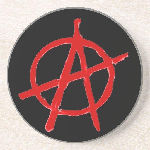 Anarchy Beverage Coasters