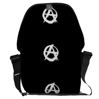 Anarchy Courier Bag