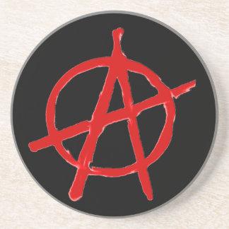 Anarchy Drink Coaster