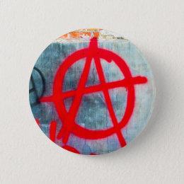 Anarchy Graffiti Pinback Button
