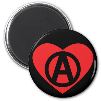 Anarchy Heart Edition 2 Magnet