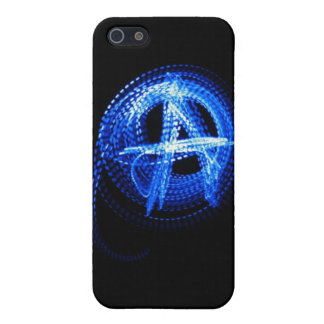 Anarchy in Blue Cover For iPhone SE/5/5s