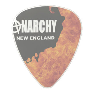 Anarchy in New England Guitar Pick