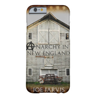 Anarchy in New England Phone Case