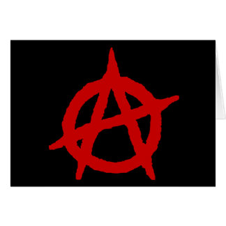 Anarchy in Red Card