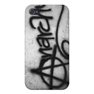Anarchy iPhone 4 Covers