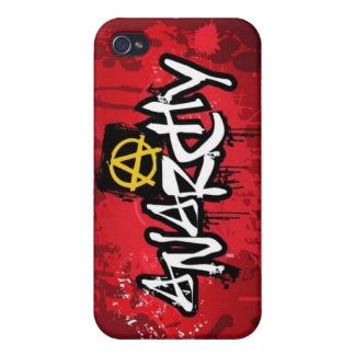 Anarchy! iPhone 4 Speck Case