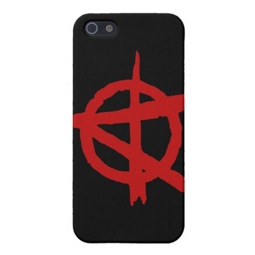 Anarchy iPhone 5 Cases