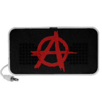Anarchy iPod Speaker