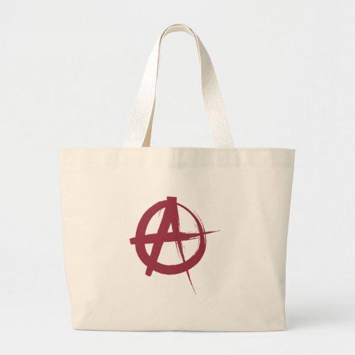 Anarchy Jumbo Tote Bag