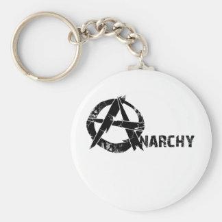 Anarchy Keychain
