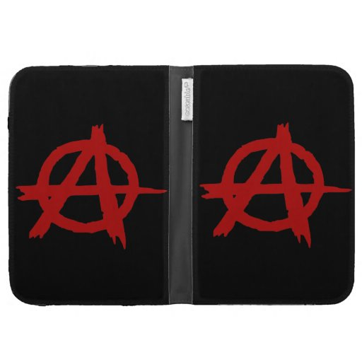 Anarchy Kindle Keyboard Covers
