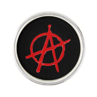 Anarchy Lapel Pin
