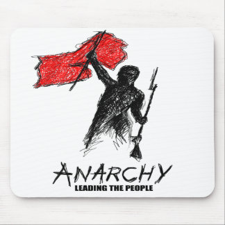 Anarchy Leading the People Mouse Mats