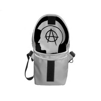 Anarchy Messenger Bag