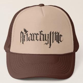 Anarchy Mile Logo Trucker Hat