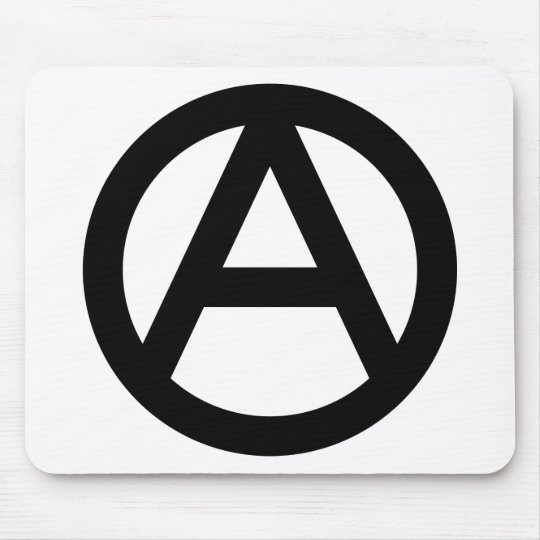 Anarchy Mouse Pad