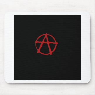 Anarchy. Mouse Pad