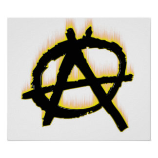 Anarchy on Fire Poster