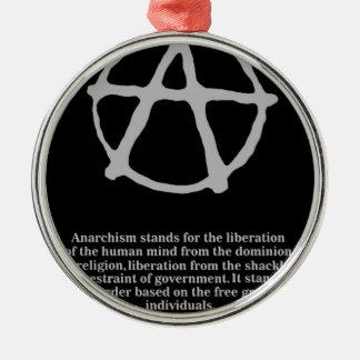 anarchy. ornament