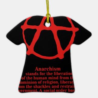 Anarchy Ornament