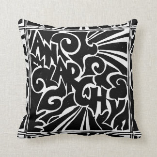 ANARCHY PILLOW (Black & White)