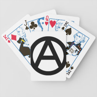 Anarchy playing cards
